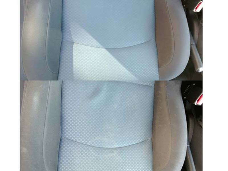 car seats cleaning