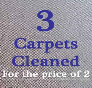 carpet cleaning offer